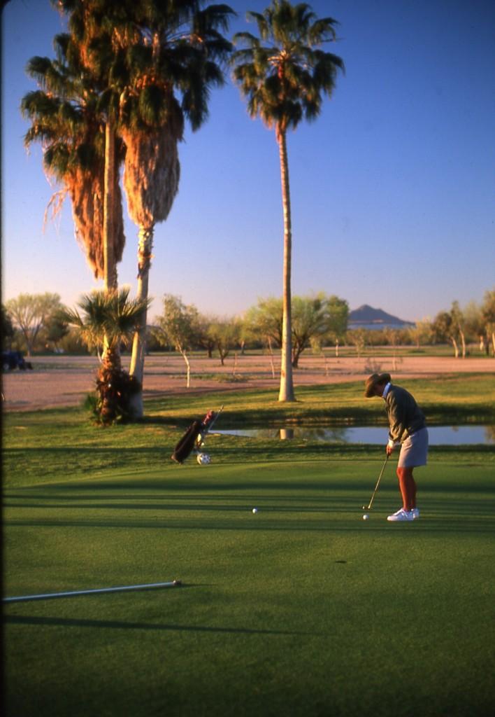 Ajo Golf Course