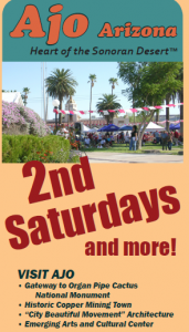 2nd Saturday!!! @ Ajo Plaza | Ajo | Arizona | United States