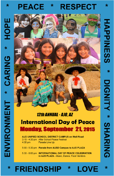 day of peace 2015