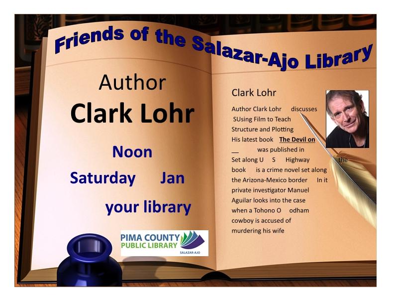 Clark Lohr