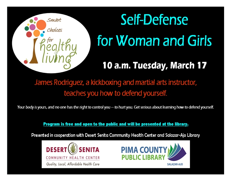 Self Defense for Women and Girls