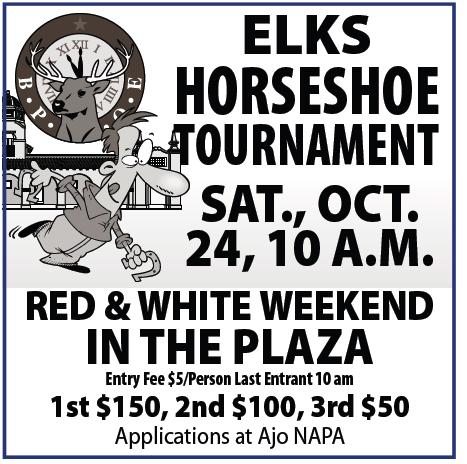 elks horse shoe