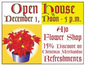 Ajo Flower Shop Open House !!! @ Ajo Flower Shop | Ajo | Arizona | United States