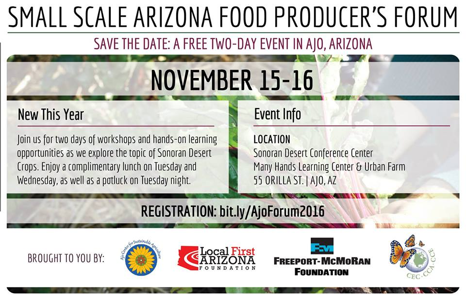 Food Producer Forum