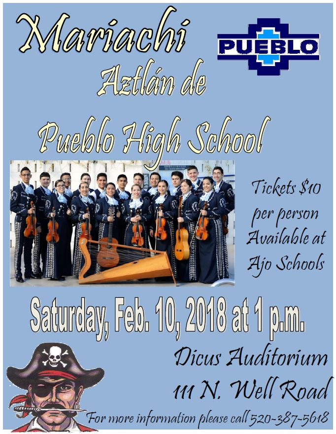 mariachi flyer